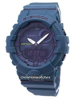 Casio G-Shock GBA-800-3A G-Squad Bluetooth Illuminator 200M Men's Watch