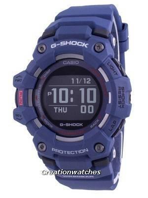 Casio G-Shock G-Squad Mobile Link Quartz GBD-100-2 GBD100-2 200M Men\'s Watch