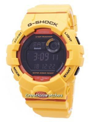 Casio G-Shock GBD-800-4 Bluetooth Quartz 200M Men's Watch