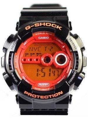 Casio G-Shock Sports World Time GD-100HC-1D Mens Watch