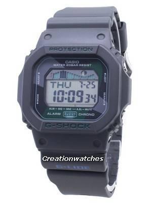 Casio G-Shock G-Lide GLX-5600VH-1 GLX5600VH-1 Chrono Moon Data 200M Men's Watch