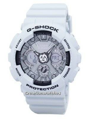 Casio G-Shock S Series Shock Resistant World Time GMA-S120MF-2A GMAS120MF-2A Women's Watch