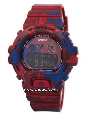 Casio G-Shock S Series Digital World Time GMD-S6900F-4 GMDS6900F-4 Men's Watch
