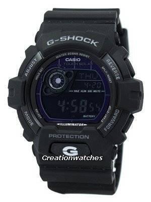 Casio G-Shock Tough Solar Series GR-8900A-1D GR8900A-1D Sports Men's Watch