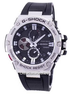 Casio G-Shock G-Steel Tough Solar Analog GST-B100-1A GSTB100-1A Men's Watch