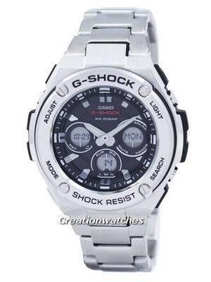 Casio G-Shock G-Steel Tough Solar Analog Digital GST-S310D-1A GSTS310D-1A Men's Watch
