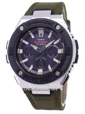 Casio G-Shock GST-S330AC-3A GSTS330AC-3A Neon Illuminator Analog Digital 200M Men's Watch