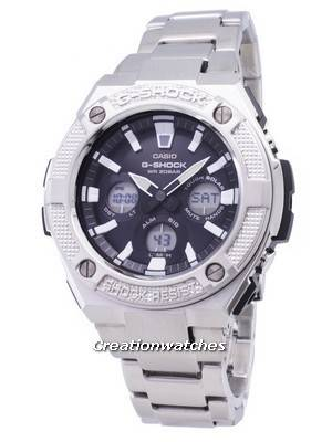 Casio G-Shock GST-S330D-1A GSTS330D-1A Illuminator Analog Digital 200M Men's Watch