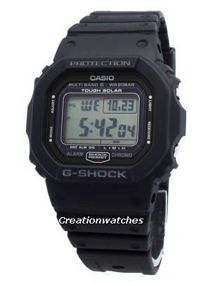 CASIO G shock Radio Atomic Controlled Japan Made GW-5000-1JF Men's Watch