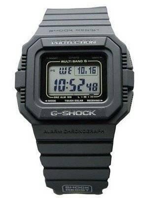 Casio G-Shock Tough Solar Multiband 6 GW-5510-1JF GW5510-1JF Men's Watch