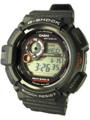 Casio G-Shock Mudman GW-9300-1JF GW9300-1JF Men\'s Watch