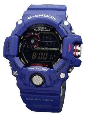 "Casio G-Shock Rangeman ""Men In Navy\"" GW-9400NVJ-2JF"