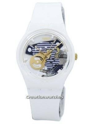 Swatch Originals Mariniere Quartz GW169 Unisex Watch