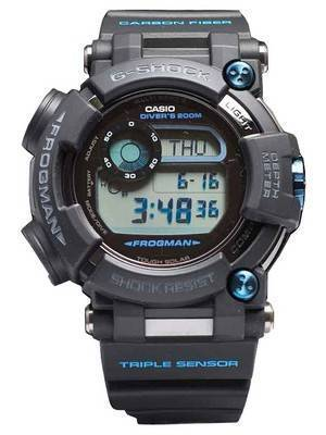 Casio G-Shock Frogman Atomic Triple Sensor GWF-D1000B-1JF GWFD1000B-1JF Men's Watch