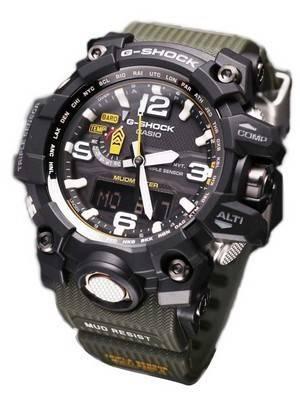 6aa01d7c2d9a Casio G-Shock Mudmaster Triple Sensor GWG-1000-1A3JF GWG1000-1A3JF Men s  Watch