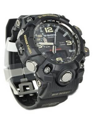 Casio G-Shock Mudmaster Triple Sensor GWG-1000-1AJF GWG1000-1AJF Men\'s Watch