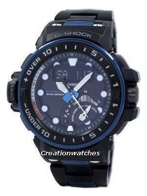 Casio G-Shock GULFMASTER Quad Sensor GWN-Q1000MC-1A2 GWNQ1000MC-1A2 Men's Watch