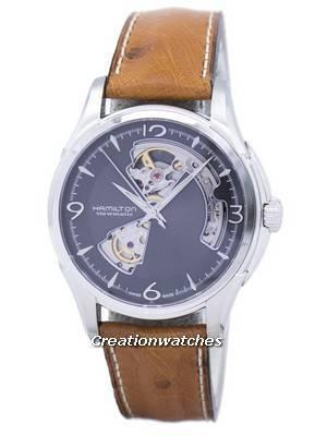 Hamilton Jazzmaster Open Heart Automatic H32565585 Men's Watch