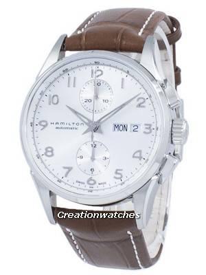 Hamilton Jazzmaster Maestro Chronograph Automatic H32576555 Men's Watch