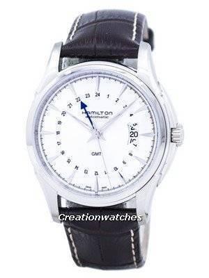 Hamilton Jazzmaster Traveler GMT Automatic H32585551 Men's Watch