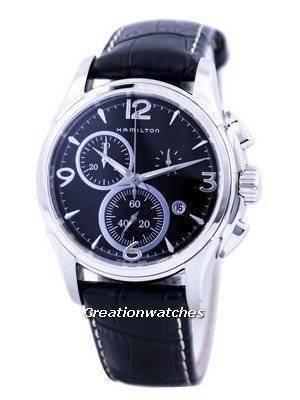 Hamilton Jazzmaster Chronograph Quartz H32612735 Men's Watch