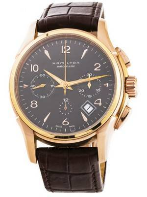 Hamilton Jazzmaster H32646595 Automatic Chronograph Men\'s Watch