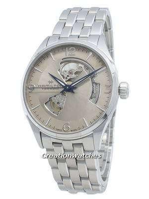 Hamilton Jazzmaster H32705121 Open Heart Automatic Men's Watch