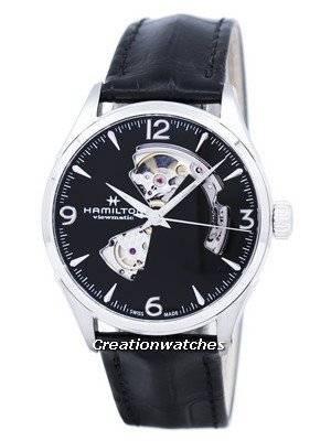 Hamilton Jazzmaster Viewmatic Open Heart Automatic H32705731 Men's Watch