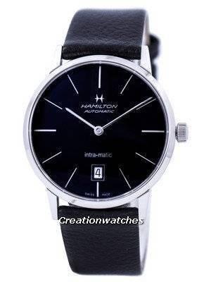 Hamilton American Classic Intra-Matic H38455731 Men's Watch