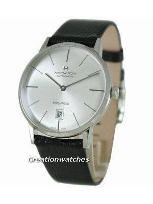 Hamilton Intra-Matic Automatic H38455751 Mens Watch