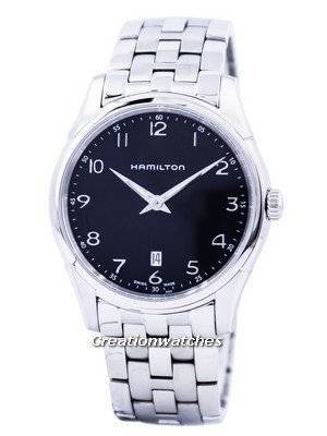 Hamilton Jazzmaster Thinline Quartz H38511133 Men's Watch