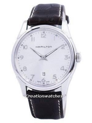 Hamilton Jazzmaster Thinline Quartz H38511553 Men's Watch