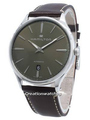 Hamilton Jazzmaster Thinline H38525561 Automatic Men's Watch