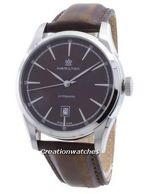 Hamilton Spirit of Liberty H42415501 Power Reserve Automatic Men's Watch