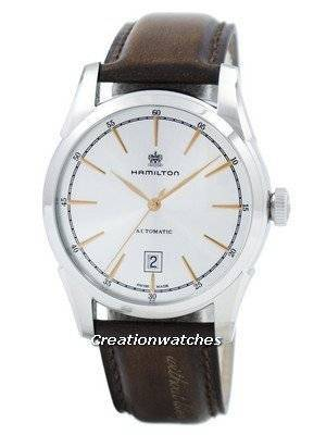 Hamilton American Classic Spirit Of Liberty Automatic H42415551 Men's Watch