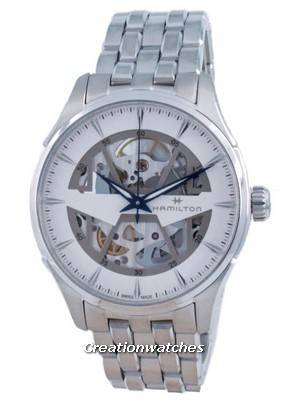 Hamilton Jazzmaster Skeleton Automatic H42535110 Men\'s Watch