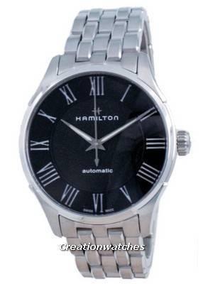 Hamilton Jazzmaster Automatic Black Dial H42535130 Men\'s Watch