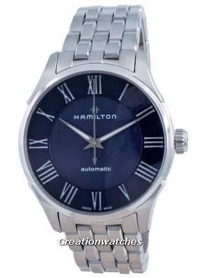 Hamilton Jazzmaster Automatic Blue Dial H42535140 Men\'s Watch