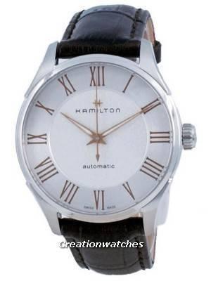 Hamilton Jazzmaster Automatic White Dial H42535550 Men\'s Watch