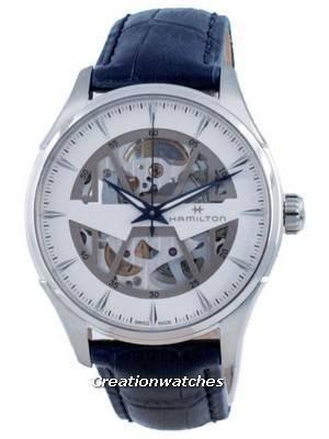 Hamilton Jazzmaster Skeleton Automatic H42535610 Men\'s Watch