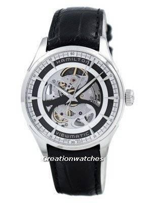 Hamilton Jazzmaster Viewmatic Skeleton Automatic H42555751 Men's Watch