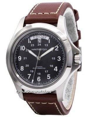 Hamilton Khaki King Automatic H64455533 Men's Watch