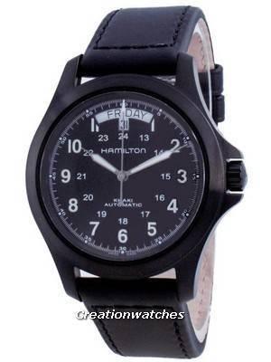 Hamilton Khaki Field King Automatic H64465733 Men\'s Watch