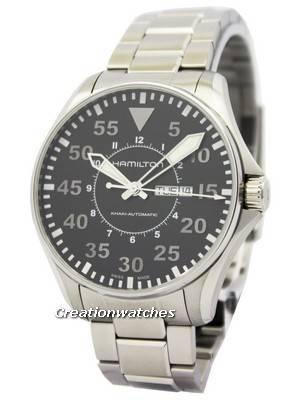 Hamilton Khaki Aviation Pilot Automatic H64715135 Men's Watch