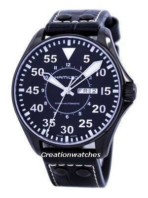Hamilton Khaki Automatic Aviation H64785835 Men's Watch