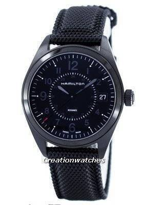 Hamilton Khaki Field Quartz Swiss Made H68401735 Men\'s Watch