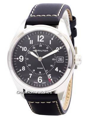 Hamilton Khaki Field Quartz Swiss Made H68551733 Men's Watch
