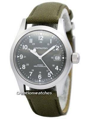 Hamilton Khaki Field Mechanical H69419363 Men's Watch