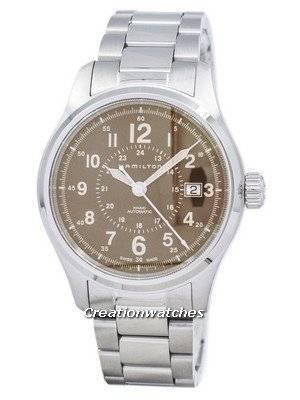 Hamilton Khaki Field Automatic H70305193 Men's Watch