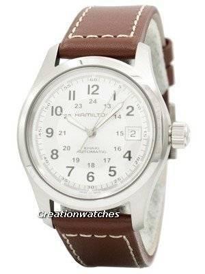 Hamilton Khaki Field H70455553 Automatic Men's Watch